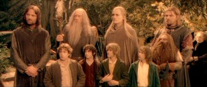 Lord of the Rings Charaters